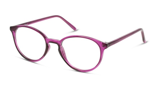 SN OU5006 Women's Glasses Transparent / Violet