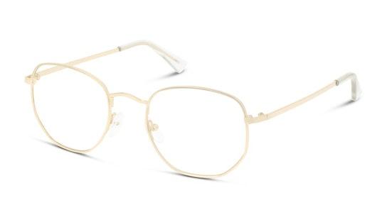 SN OU5009 Women's Glasses Transparent / Gold