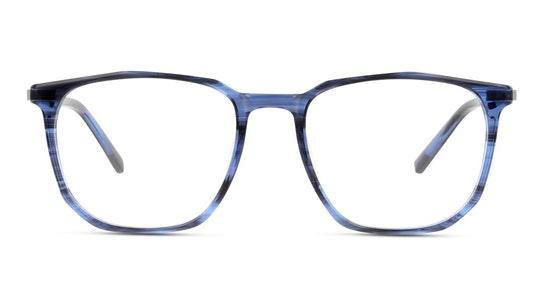 Bio-Acetate DB OM5045 Men's Glasses Transparent / Navy