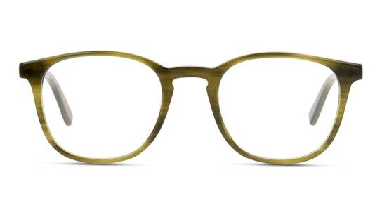 Bio-Acetate DB OM5043 Men's Glasses Transparent / Green