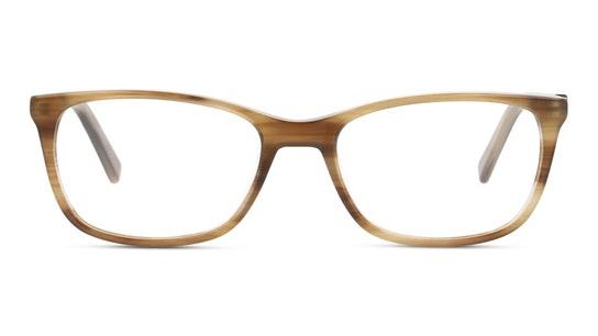 Bio-Acetate DB OF5036 (Large) Women's Glasses Transparent / Brown