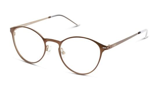 Titanium DB OF9013 Women's Glasses Transparent / Brown