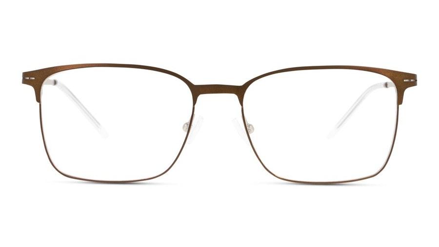 DbyD Titanium DB OM9020 (Large) Men's Glasses Brown