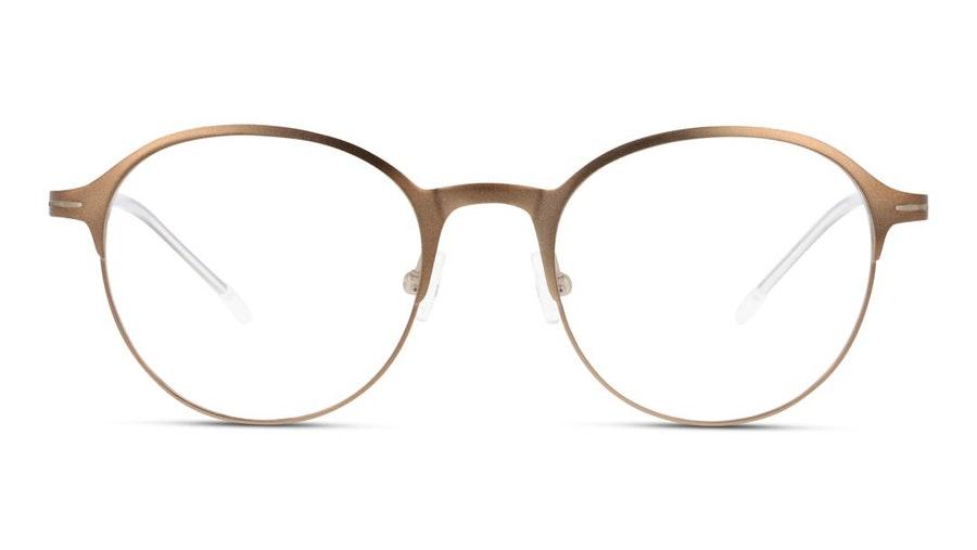 DbyD Titanium DB OU9000 Women's Glasses Bronze