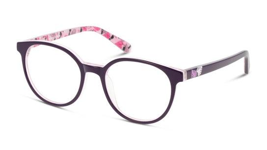 UNOK5036 Children's Glasses Transparent / Violet