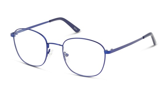 SN OU5010 Women's Glasses Transparent / Blue