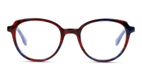 MN OT0035 Women's Glasses Transparent / Havana