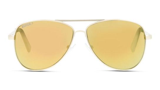 UNSK0007P Children's Sunglasses Gold / Gold