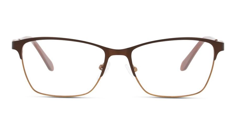DbyD DB OF5010 Women's Glasses Brown