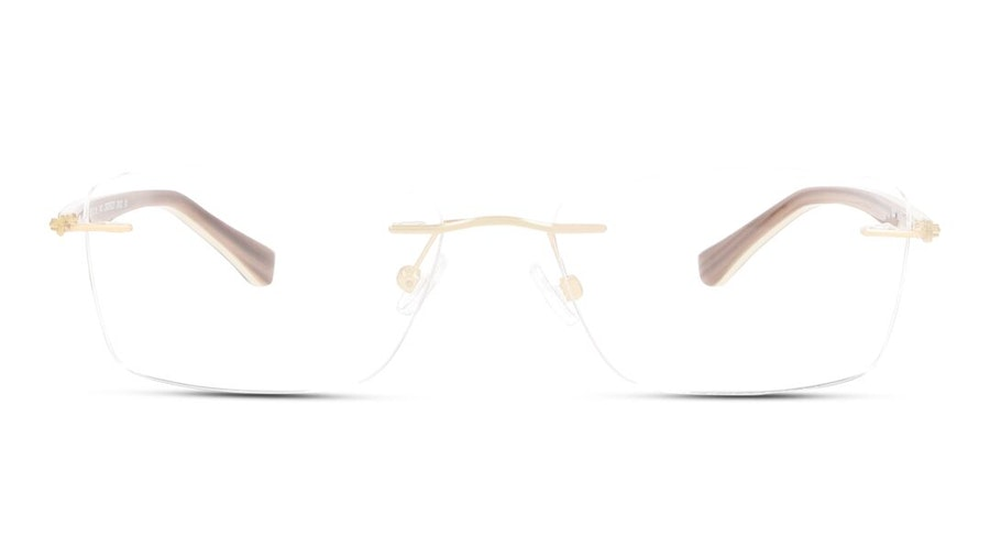 DbyD DB OF5027 Women's Glasses Gold