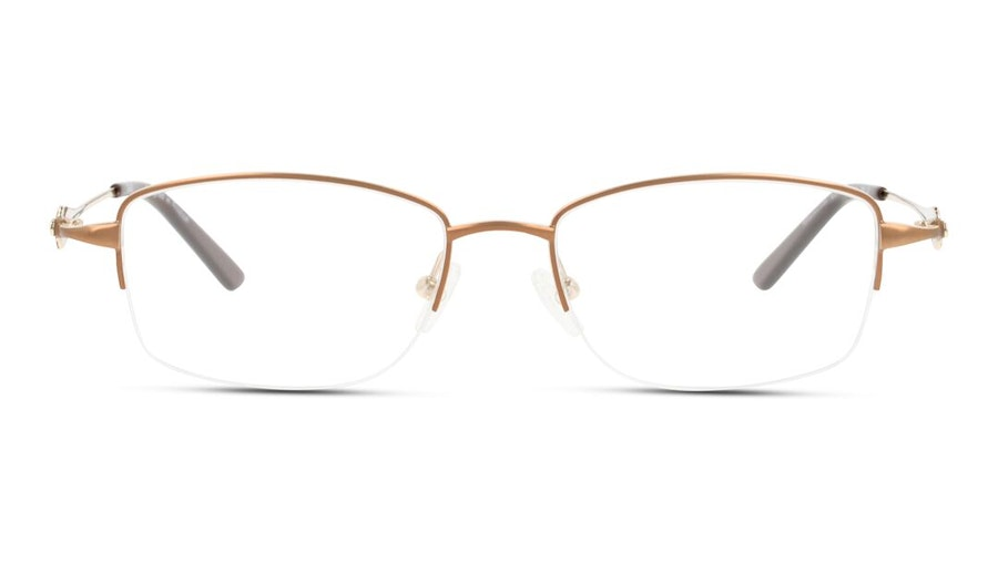 DbyD DB OF9011 Women's Glasses Brown