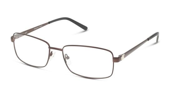 DB OM5031 (Large) Men's Glasses Transparent / Bronze