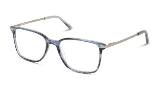 DB OM5033 Men's Glasses Transparent / Blue