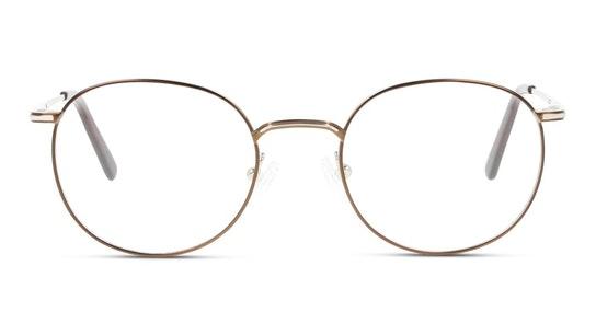 DB OM9006 Men's Glasses Transparent / Brown