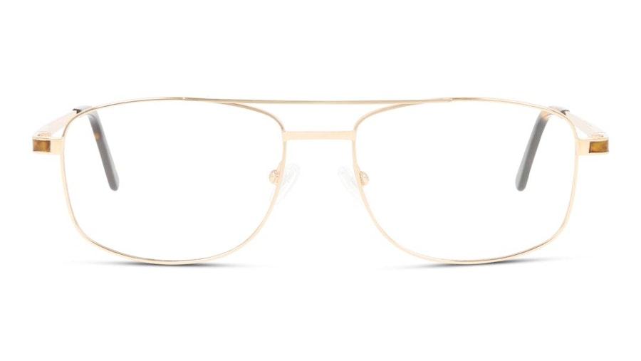 DbyD DB OM9013 (Large) Men's Glasses Gold