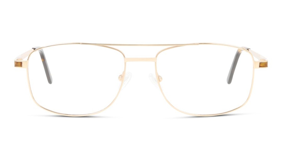 DbyD DB OM9013 Men's Glasses Gold