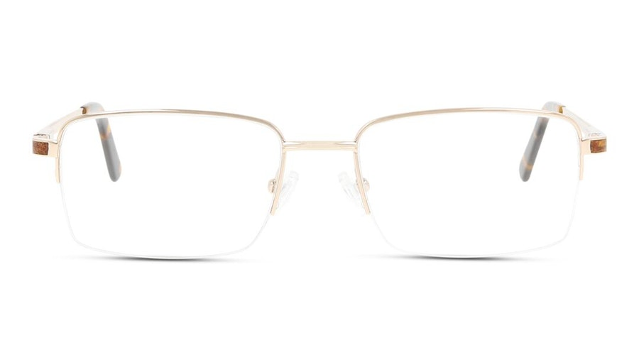 DbyD DB OM9014 Men's Glasses Gold