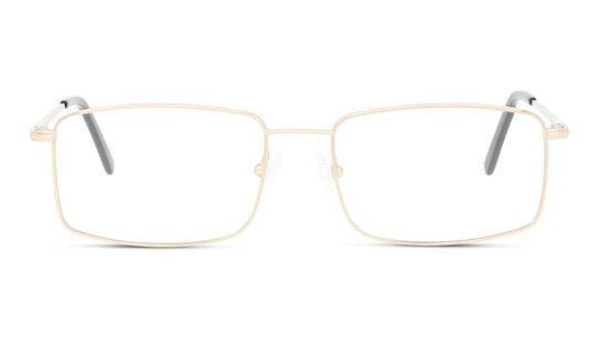 DB OM9015 Men's Glasses Transparent / Gold