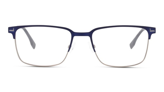 HE OM0021 Men's Glasses Transparent / Navy