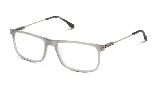 HE OM0023 Men's Glasses Transparent / Grey