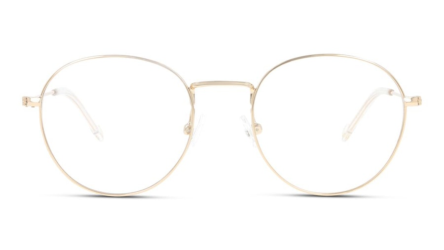 Unofficial UNOF0065 Women's Glasses Gold
