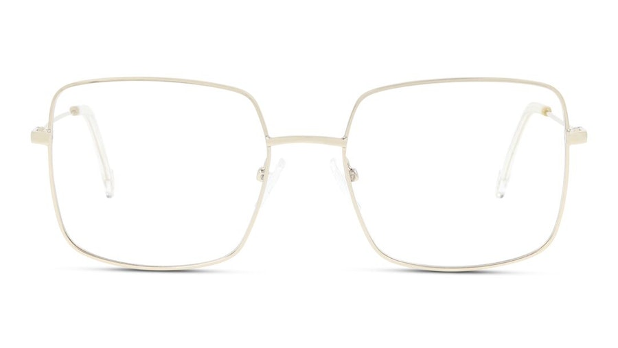 Unofficial UNOF0074 Women's Glasses Gold