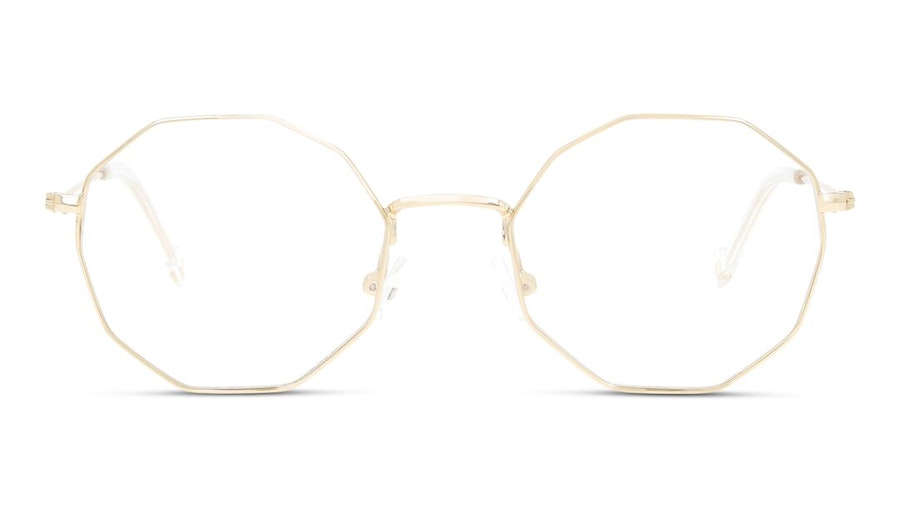 Unofficial UNOF0076 Women's Glasses Gold
