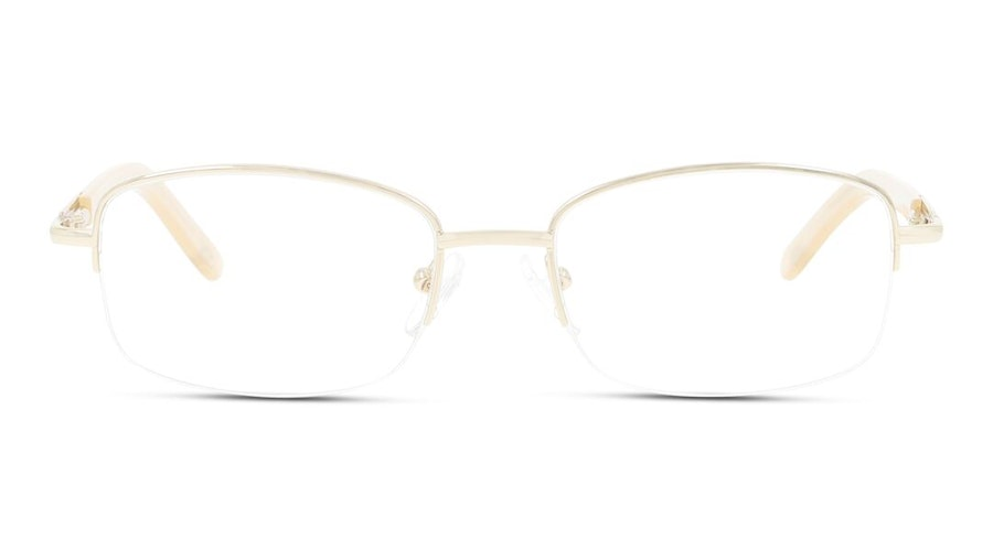 Unofficial UNOF0142 Women's Glasses Gold