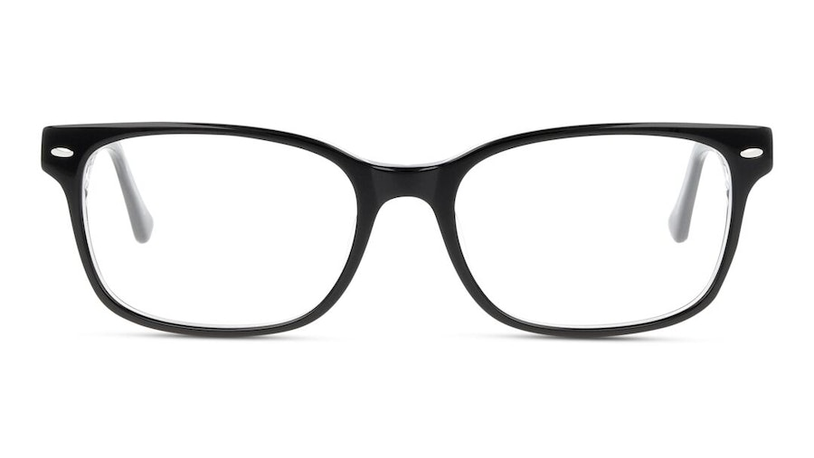 Unofficial UNOM0012 Men's Glasses Black 1