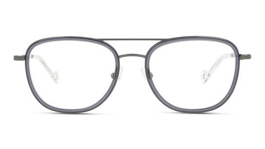 UNOM0069 Men's Glasses Transparent / Grey