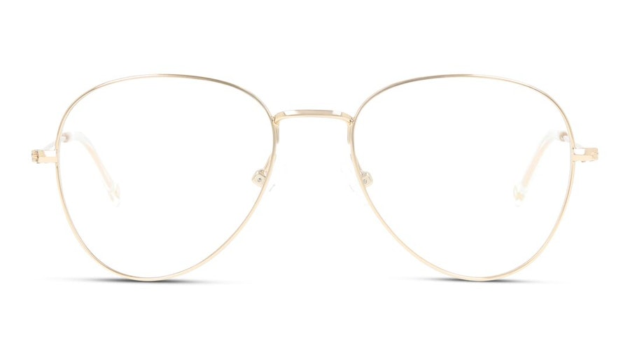 Unofficial UNOM0072 Men's Glasses Gold