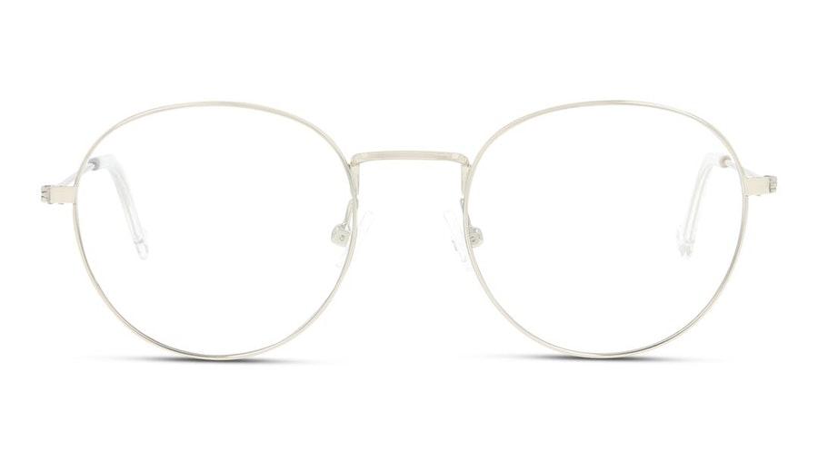 Unofficial UNOM0065 Men's Glasses Silver