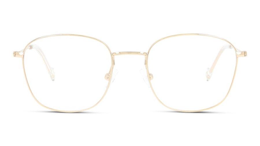 Unofficial UNOM0066 Women's Glasses Gold