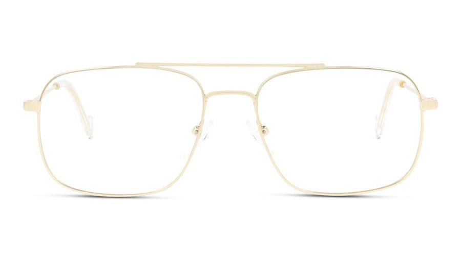 Unofficial UNOM0074 Men's Glasses Gold