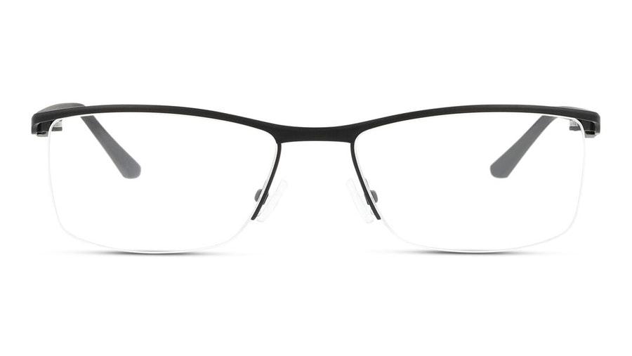 Unofficial UNOM0086 (Large) (BB00) Glasses Black