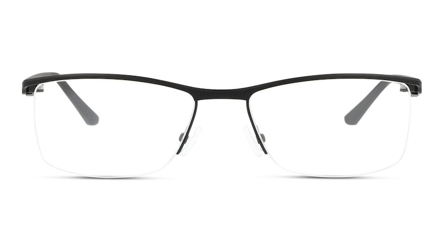 Unofficial UNOM0086 (Large) Men's Glasses Black
