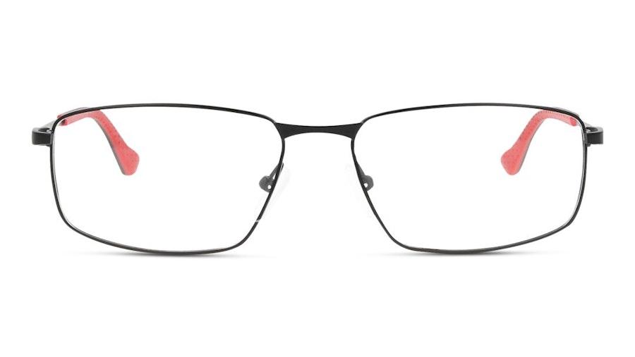 Unofficial UNOM0087 (Large) (BB00) Glasses Black