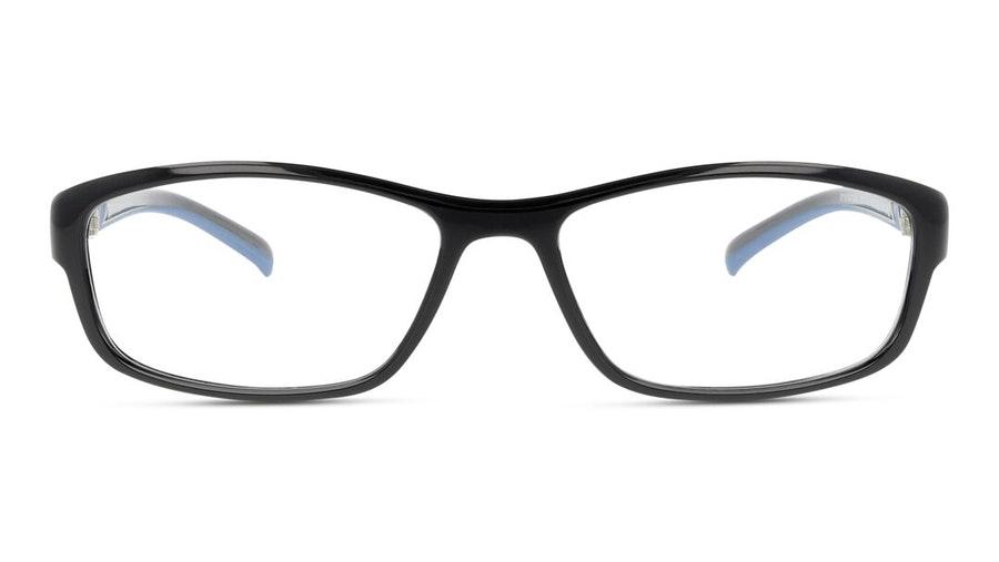 Unofficial UNOM0090 (Large) Men's Glasses Black