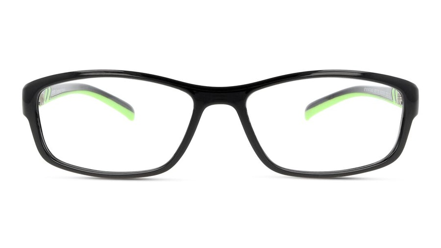 Unofficial UNOM0090 (Large) Men's Glasses Shiny Black