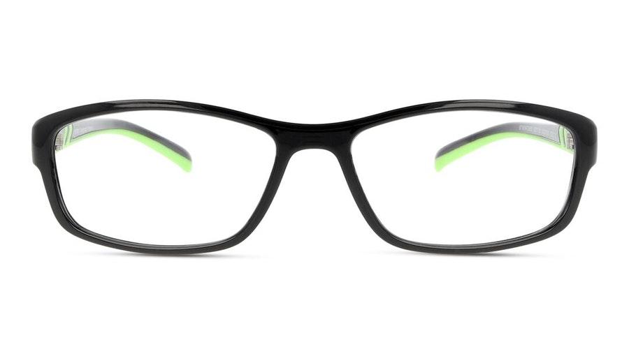 Unofficial UNOM0090 Men's Glasses Shiny Black