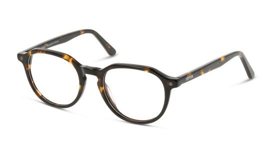 UNOT0018 Children's Glasses Transparent / Havana
