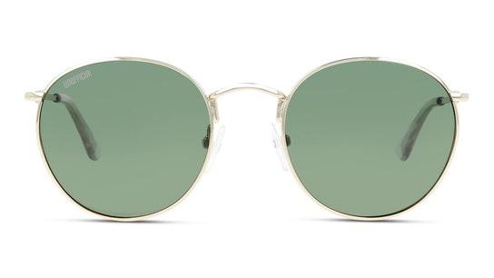 UNST0006P Children's Sunglasses Green / Gold