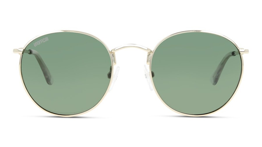 Unofficial Kids UNST0006P Children's Sunglasses Green / Gold