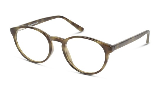 DB OU0001 Women's Glasses Transparent / Grey