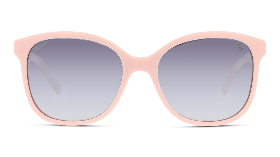 DbyD Recycled DB SF9004P Women's Sunglasses Grey / Pink