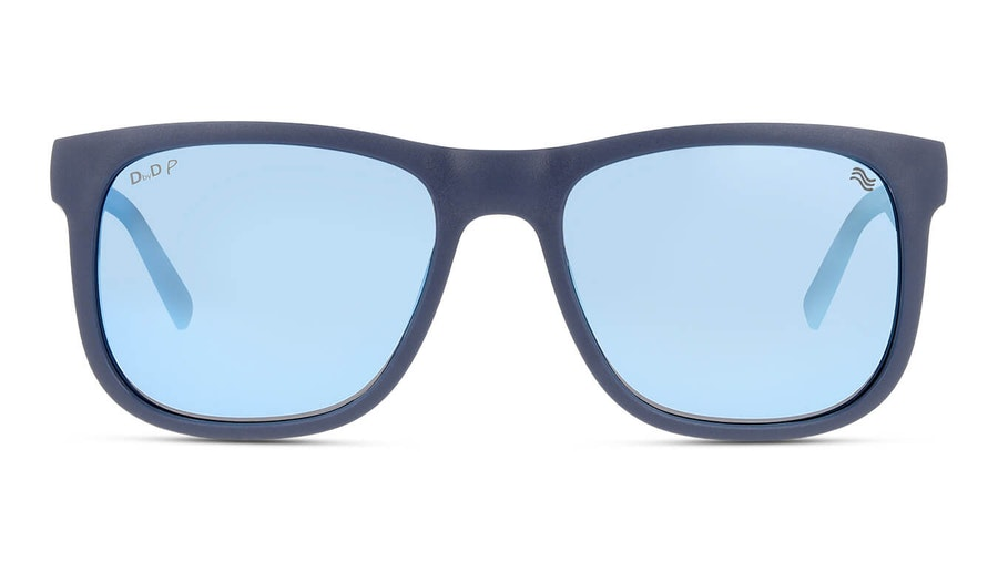 DbyD Recycled DB SM9011P Men's Sunglasses Grey / Blue
