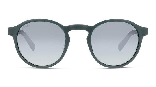 DB SU9009P Unisex Sunglasses Green / Green