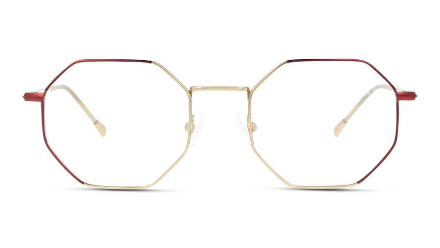 Fuzion FU LF01 Women's Glasses Gold