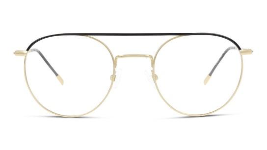 FU LM04 Men's Glasses Transparent / Gold