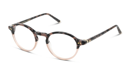 HE OF0011 Women's Glasses Transparent / Pink